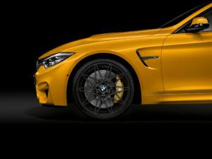 BMW M4 Cabrio Edition 30 Jahre 2018 - F83 (5)