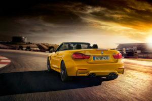 BMW M4 Cabrio Edition 30 Jahre 2018 - F83 (7)