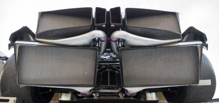 BMW P63 V8 4.0 TwinTurbo - BMW M8 GTE 2018