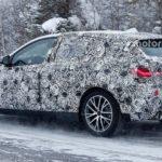 BMW Serie 1 2018 Spy - F40 (1)
