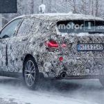 BMW Serie 1 2018 Spy - F40
