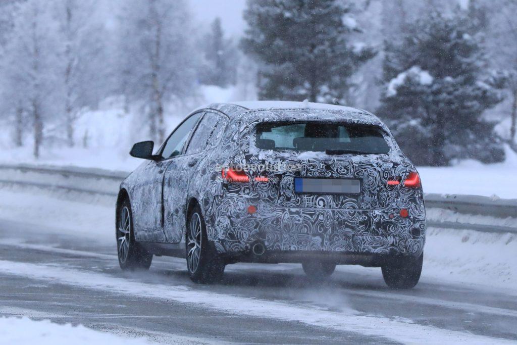 BMW Serie 1 2018 Spy - F40 (6)