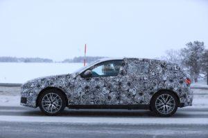 BMW Serie 1 2018 Spy - F40 (7)