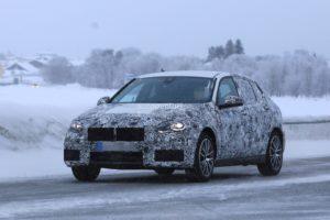 BMW Serie 1 2018 Spy - F40 (9)