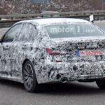 BMW Serie 3 2019 M Sport Spy - G20 (1)