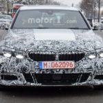 BMW Serie 3 2019 M Sport Spy - G20