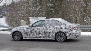 BMW Serie 3 2019 M Sport Spy - G20 (2)