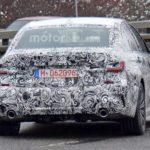 BMW Serie 3 2019 M Sport Spy - G20 (4)