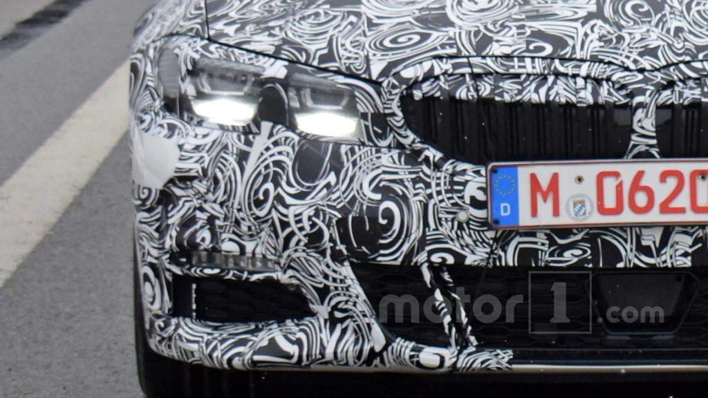 BMW Serie 3 2019 M Sport Spy - G20 (5)