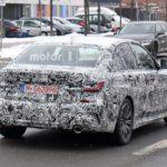 BMW Serie 3 2019 M Sport Spy - G20 (7)