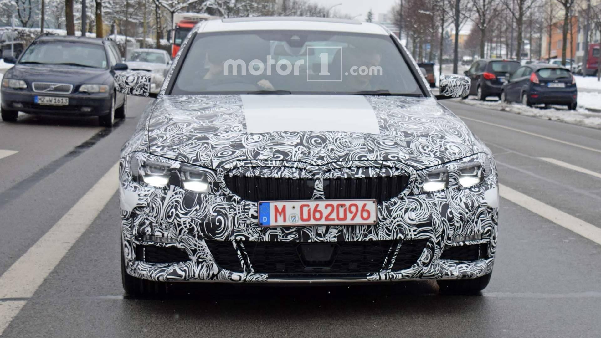 Bmw Serie 3 G20 >> BMW Serie 3 2019, con il pack M-Sport ancora più svestita! - BMWnews