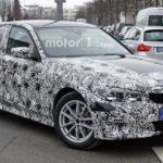 BMW Serie 3 2019 Spy - G20 (1)