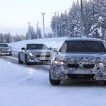 BMW Serie 3 G20 2019 Spy (6)