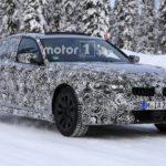 BMW Serie 3 G20 2019 Spy (7)