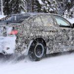 BMW Serie 3 G20 2019 Spy (9)