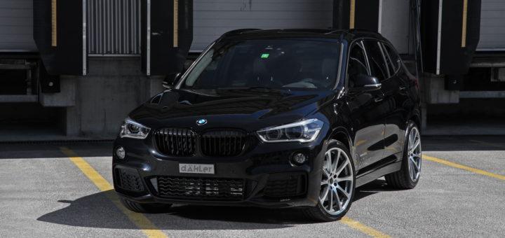 BMW X1 F48 Dahler Tuning