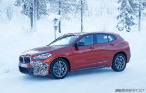 BMW X2 M35i xDrive - F39 Spy (2)
