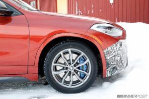 BMW X2 M35i xDrive - F39 Spy (5)
