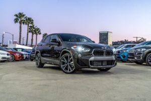 BMW X2 xDrive28i M Sport X US-Spec 2018 (2)