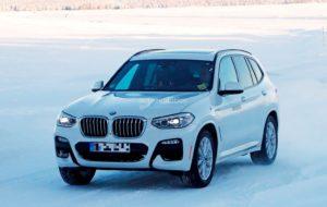 BMW X3 PHEV - BMW X3 G01 Spy - BMW X3 xDrive30e (1)