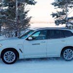 BMW X3 PHEV - BMW X3 G01 Spy - BMW X3 xDrive30e (2)