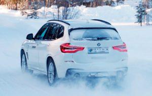 BMW X3 PHEV - BMW X3 G01 Spy - BMW X3 xDrive30e (4)
