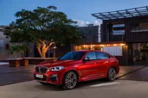 BMW X4 2018 - BMW X4 M40d - G02 (10)