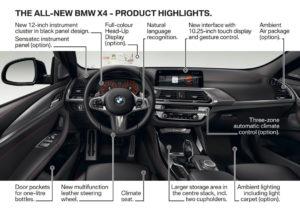 BMW X4 2018 - BMW X4 M40d - BMW X4 G02 (25)