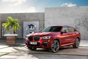 BMW X4 2018 - BMW X4 M40d - G02 (5)