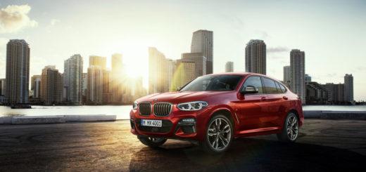 BMW X4 2018 - BMW X4 M40d - BMW X4 G02