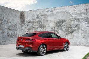 BMW X4 2018 - BMW X4 M40d - G02 (7)