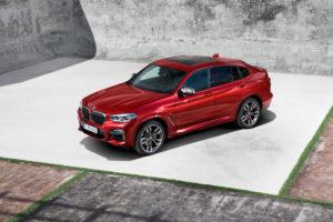 BMW X4 2018 - BMW X4 M40d - G02 (8)