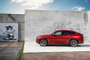 BMW X4 2018 - BMW X4 M40d - G02 (9)