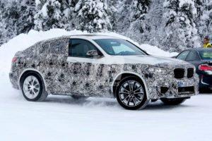 BMW X4 M F98 Spy - G02 (1)