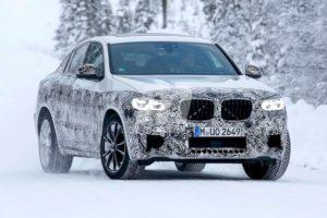 BMW X4 M F98 Spy - G02 (2)
