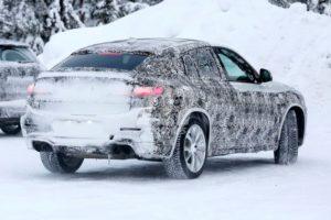 BMW X4 M F98 Spy - G02 (5)