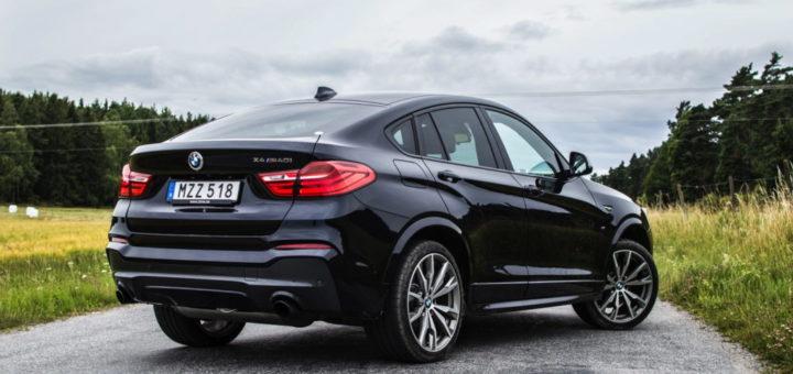 BMW X4 M40i 2017 - BMW X4 F26