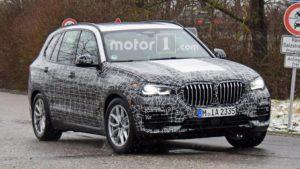 BMW X5 2019 Spy - G05 (2)