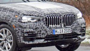 BMW X5 2019 Spy - G05 (6)