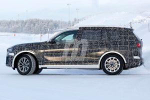 BMW X7 2018 Spy - G07 (2)