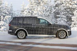 BMW X7 2018 Spy - G07 (7)