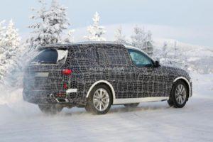 BMW X7 2018 Spy - G07 (8)