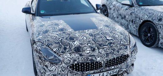 BMW Z4 Roadster 2018 G29 Spy (2)