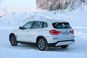 BMW iX3 Spy - BMW X3 BEV (2)