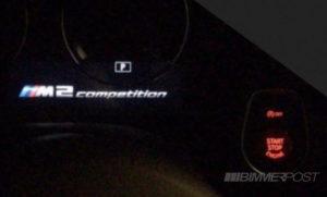 BMW M2 Competition Spy - F87 - BMW Serie 2