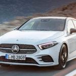 Mercedes Benz Classe A 2018 - Prj. W177