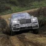 Rolls Royce Cullinan Spy - Rolls Royce SUV (2)