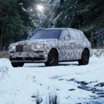 Rolls Royce Cullinan Spy - Rolls Royce SUV (3)