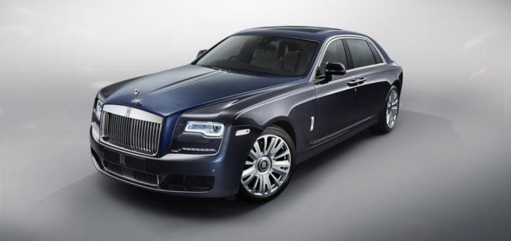 Rolls Royce Ghost EWB 2018 - Rolls-Royce