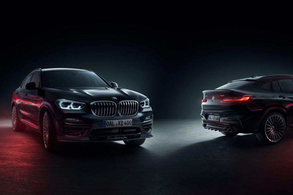 BMW Alpina XD4 2018 - BMW X4 - G02
